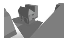 現地+3Dでの日当たりシュミレーション