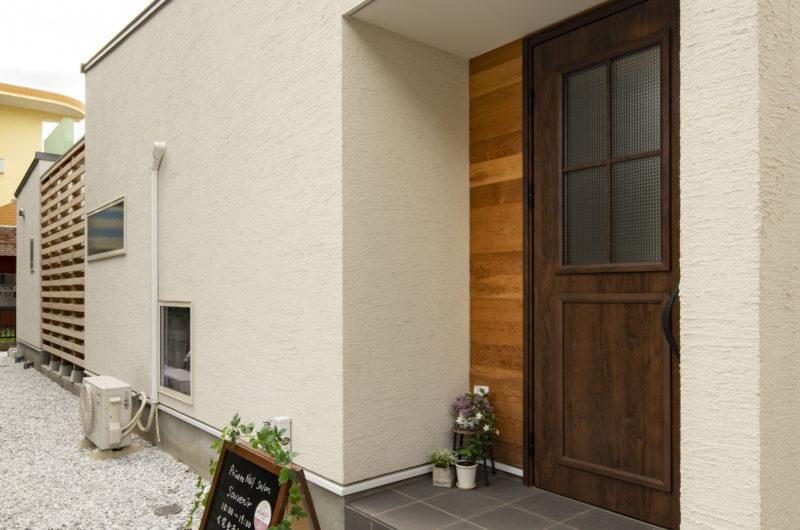 【注文住宅】ネイルサロン併設の「ほぼ」平屋の家