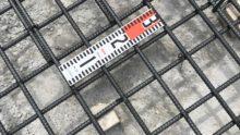 建物基礎の鉄筋の検査に行ってきました!